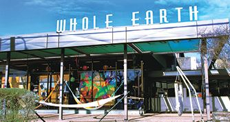 Whole Earth Store Fron
