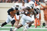 (Image via TexasSports.com)  Sights, Sounds and Highlights from the 2016 Orange-White Spring Game