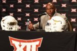 Charlie strong Big 12 Media Day Press Conference