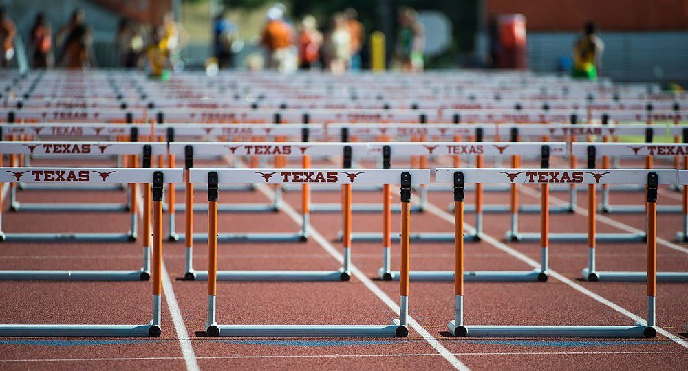Future Longhorn Alexis Duncan finished fourth for Team USA in the 100-meter hurdles at the IAAF World Junior Championships (photo courtesy of texassports.com).