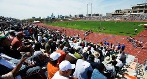 The Track Texas Relays