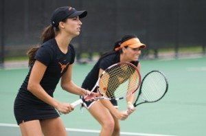 Texas Women's Tennis, Krista Damico