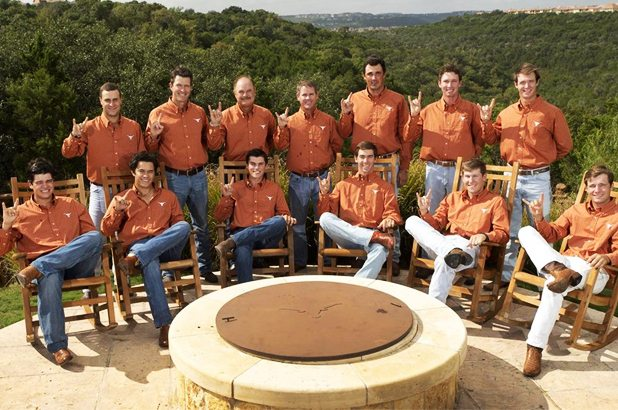 The Longhorns will head to Auburn University Club for the 54-hole regional to be played May 15-17.