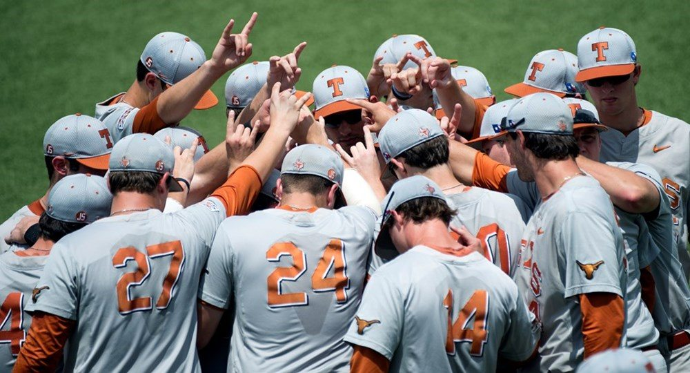 Texas Longhorns Advance to Omaha