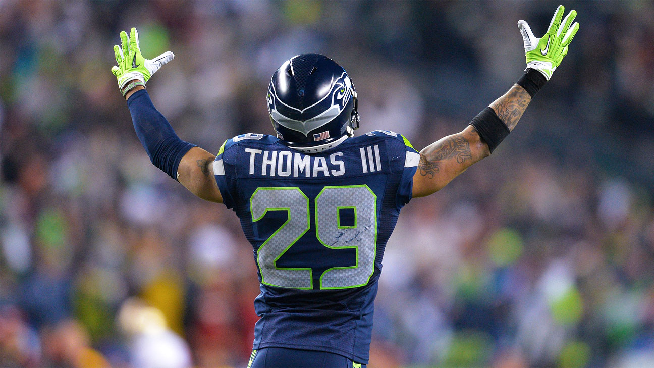 Earl Thomas Shows Why You Should Never Doubt Him via The Seattle Times