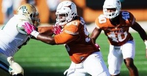 Malcom Brown is first Texas DT to earn first-team All-Big 12 honors from AP in nine years.