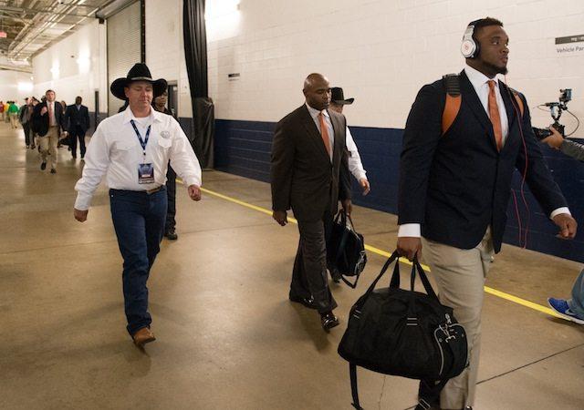 Texas Bowl pregame (Photo: Jesse Drohen)