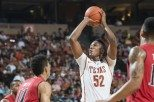 Myles Turner (Photo: courtesy UT Athletics Photography).