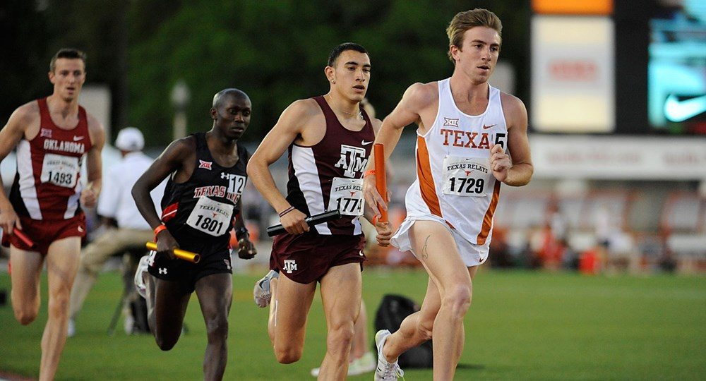 Texas Track and Field Distance runners shine at Stanford Invitational