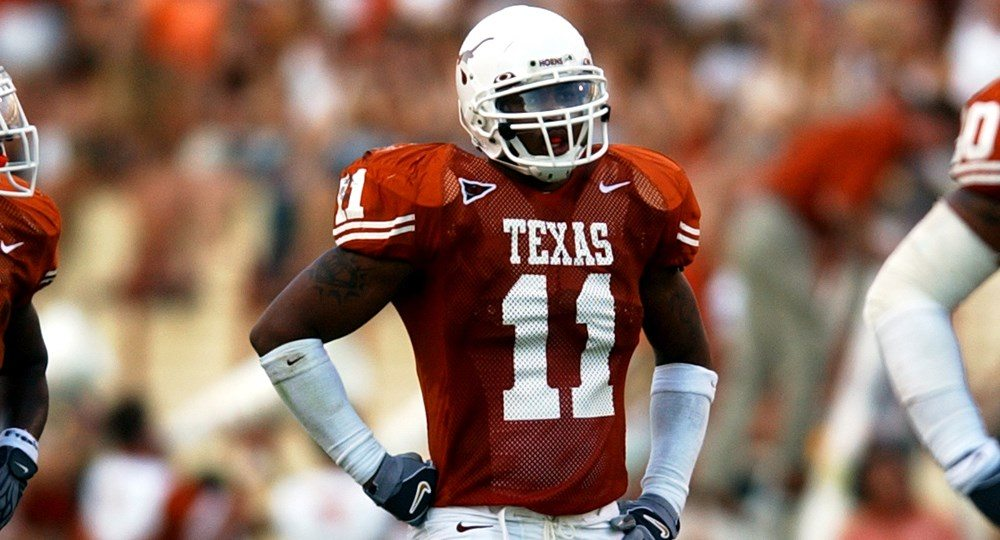 Derrick Johnson, Jordan Shipley Head to Texas High School Football Hall of Fame 1