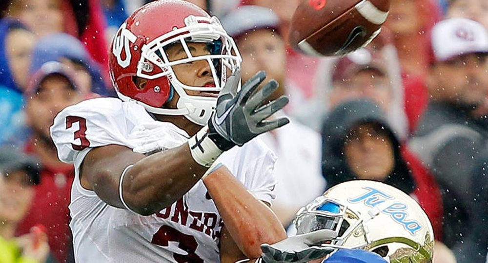 Oklahoma wide receiver Sterling Shepard and the the Sooners will square off Saturday against Texas in one of the nation's great college rivalries.