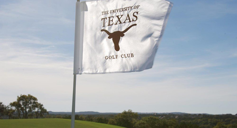 Three standout players signed Thursday to play next year for the University of Texas women's golf team (photo courtesy of texassports.com).