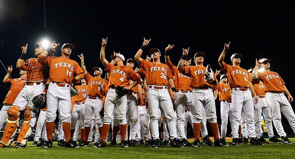The Texas baseball team will have to wait to see if prized recruit Kyle Muller will end up enrolling after he was drafted by the Atlanta Braves (photo courtesy of texassports.com).