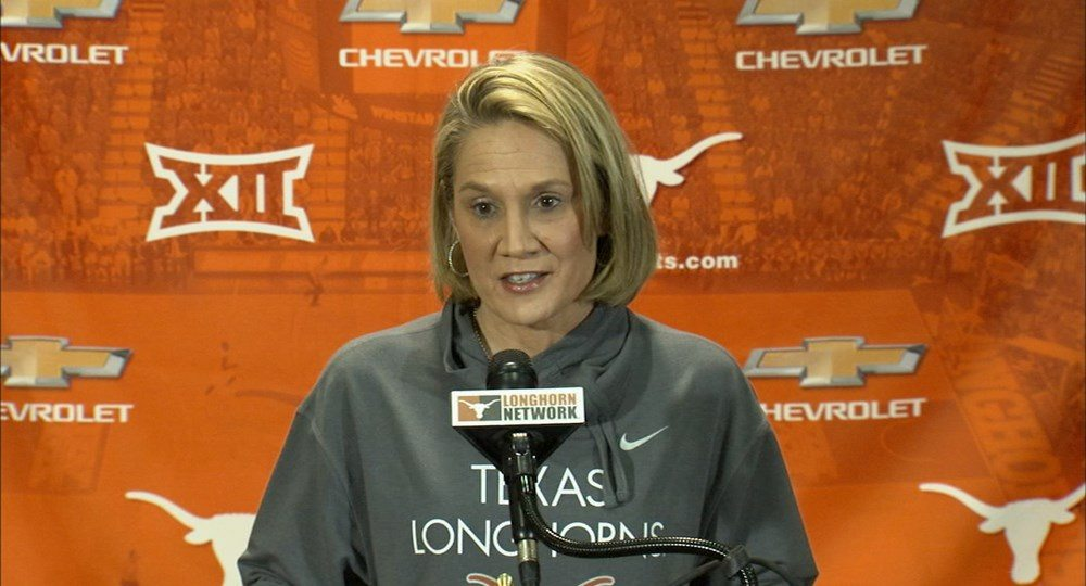 Texas women's basketball coach Karen Aston added to the Longhorns' class of newcomers Tuesday with the addition of forward/post Jatarie White, who is transferring to UT after playing two seasons for South Carolina (photo courtesy of texassports.com).