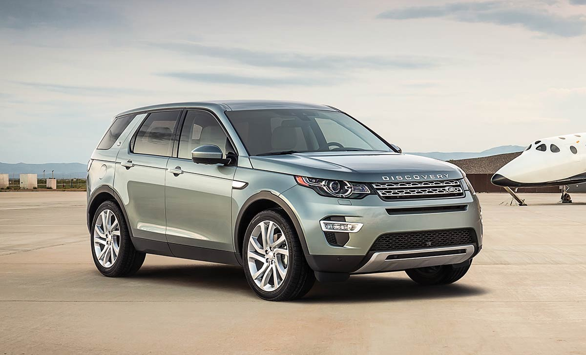 Discovery Sport - LandRover Austin