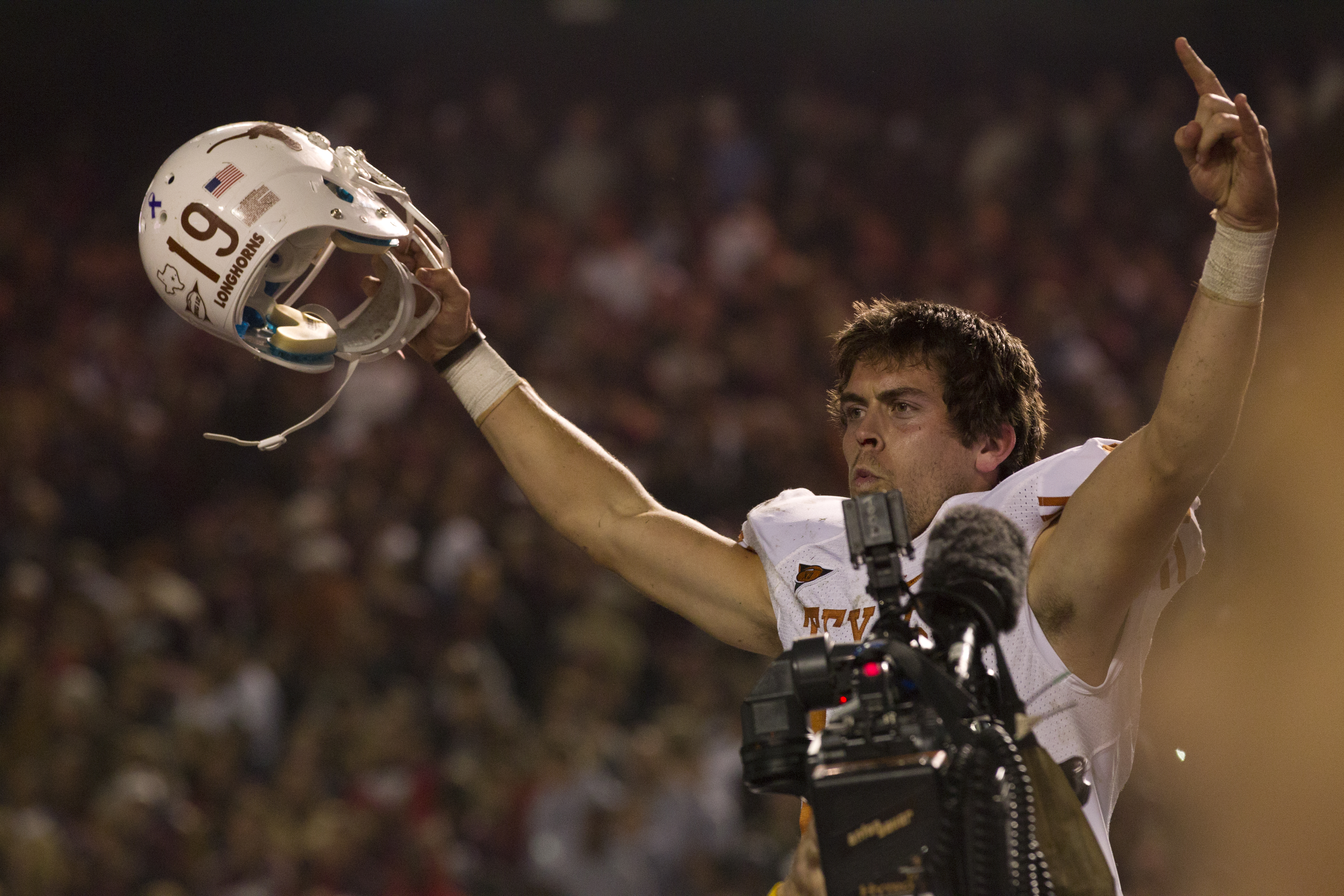 The Best Ever Justin Tucker Talks About His Route To Nfl Horns Illustrated