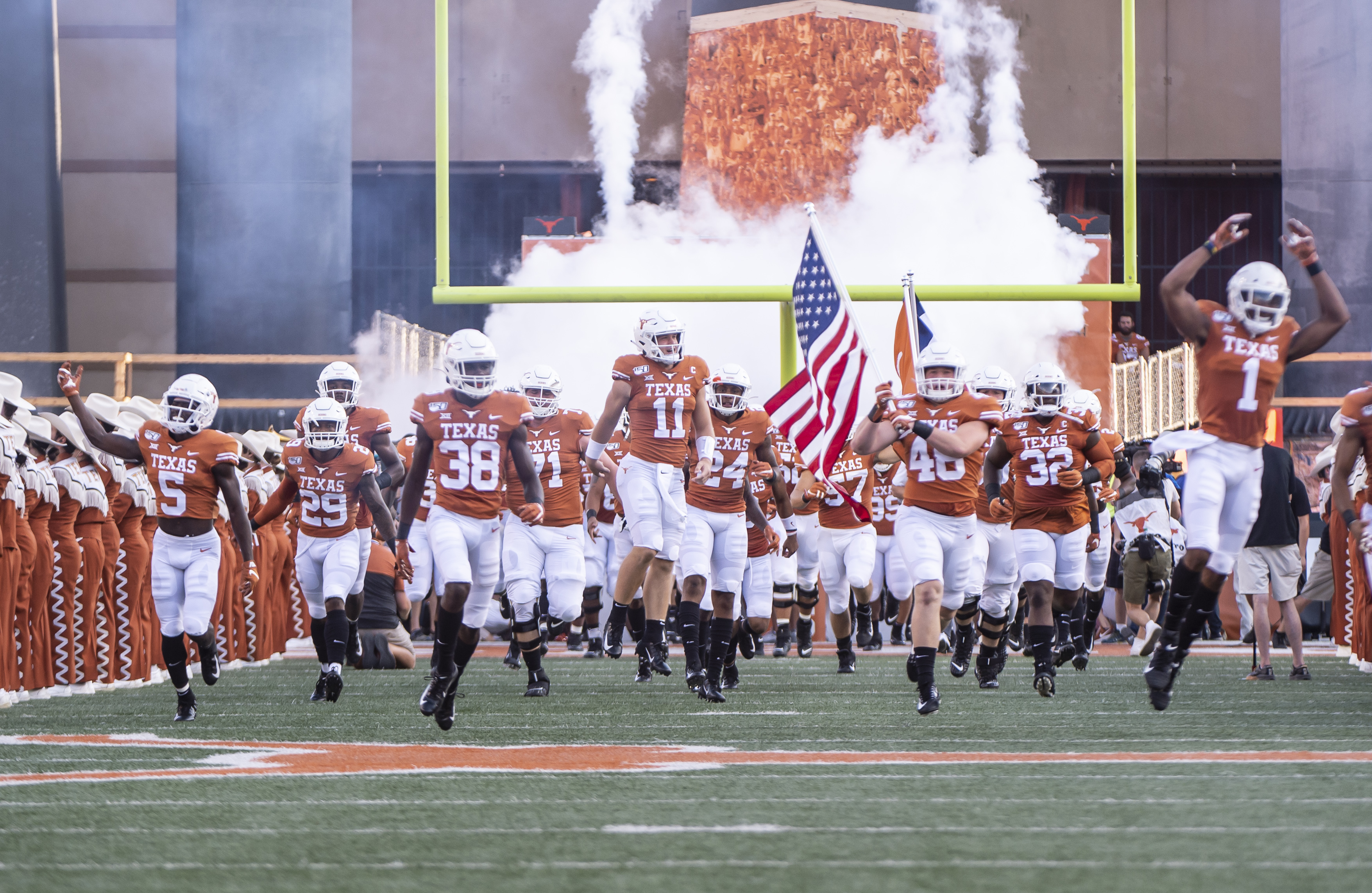 Football Archives - Horns Illustrated