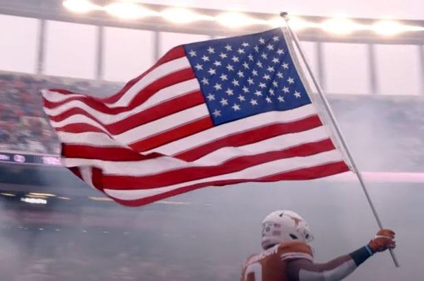 Texas Longhorns Screenshot from Video