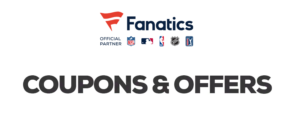 Fanatics Coupons & Offers