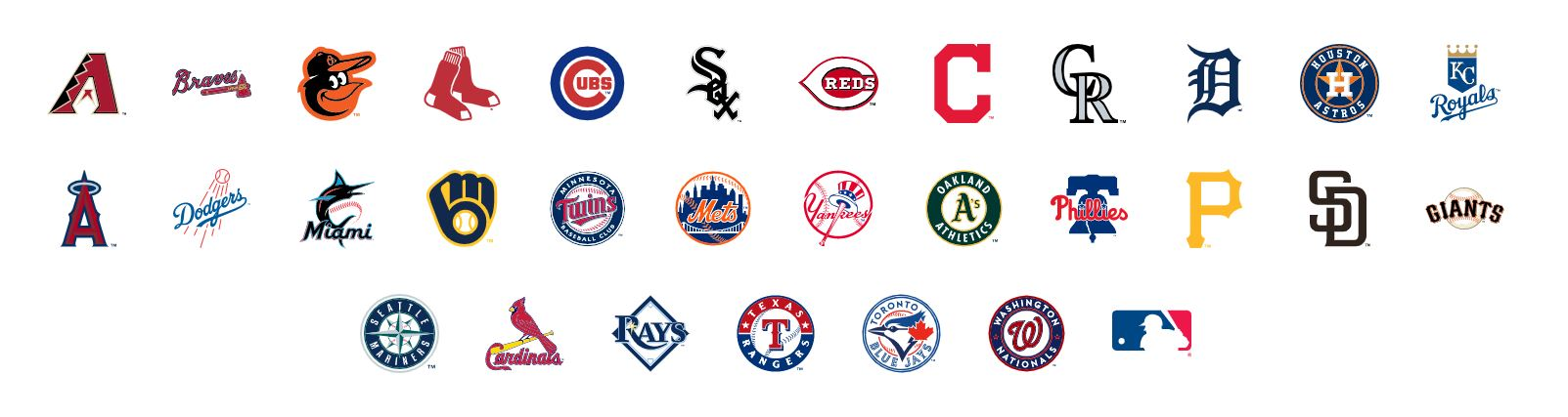 Fanatics MLB Teams