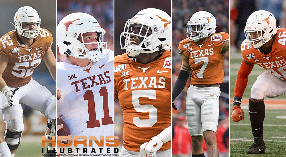 Big 12 Texas Longhorns Football