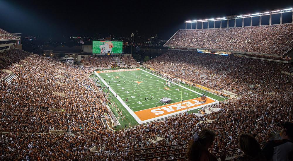 DKR - Texas Memorial Stadium at Joe Jamail Field