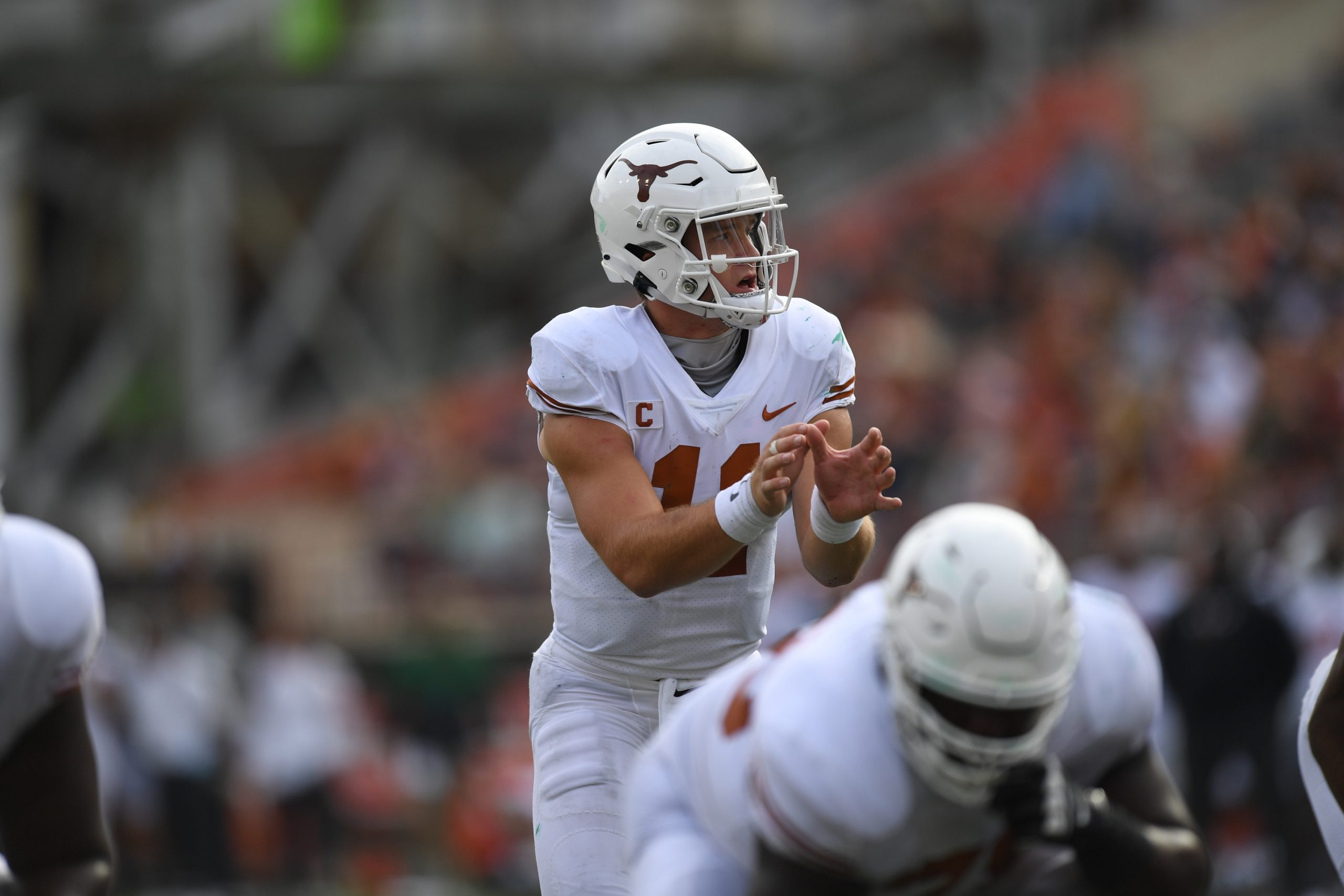 Sam Ehlinger - Texas Longhorns Football QB