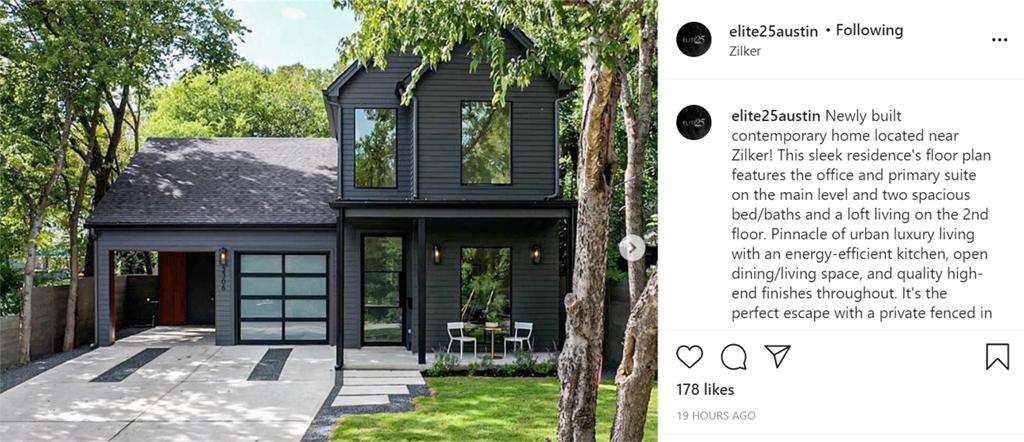 Elite25 Austin Homes