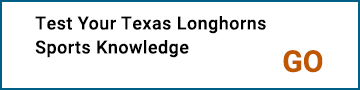 Text Your Texas Longhorns Sports Knowledge