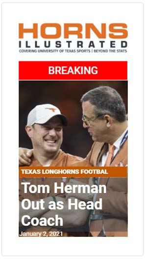 Tom Herman released