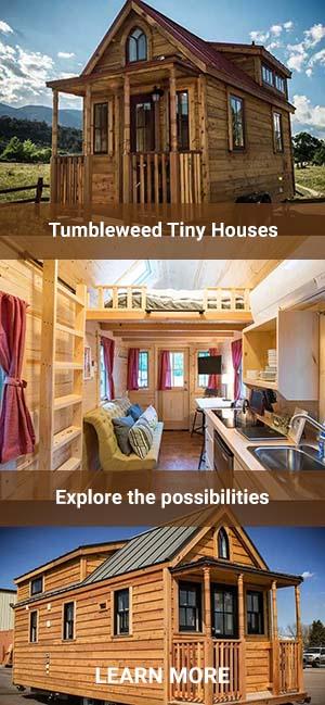 Tumbleweed Elm Tiny House Ad