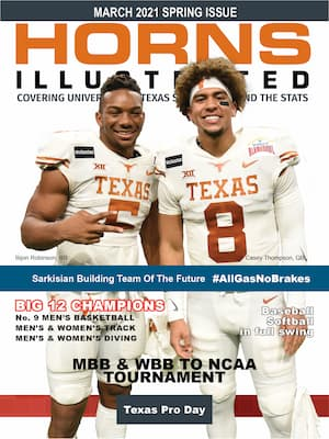Horns Illustrated March 2021 Spring Issue