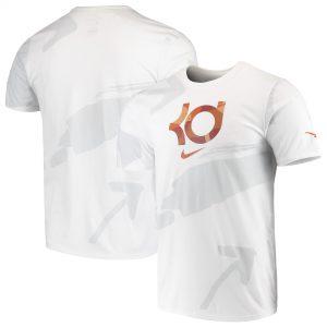 Texas Longhorns Nike KD Performance T-Shirt - White