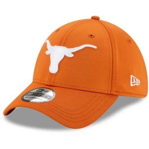 Texas Longhorns New Era Campus Preferred 39THIRTY Flex Hat - Texas Orange