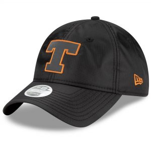Texas Longhorns New Era Women's Warm Up 9TWENTY Adjustable Hat - Black