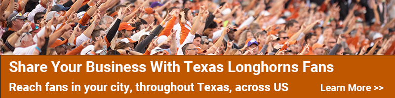 Horns Advertising Opportunities Learn More