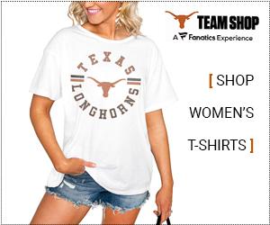 Longhorns Women's T-Shirts