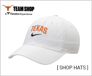 Texas Longhorns Official Fan Gear Hats