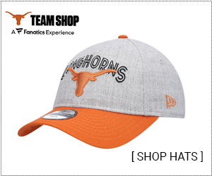 Texas Longhorns Official Hats