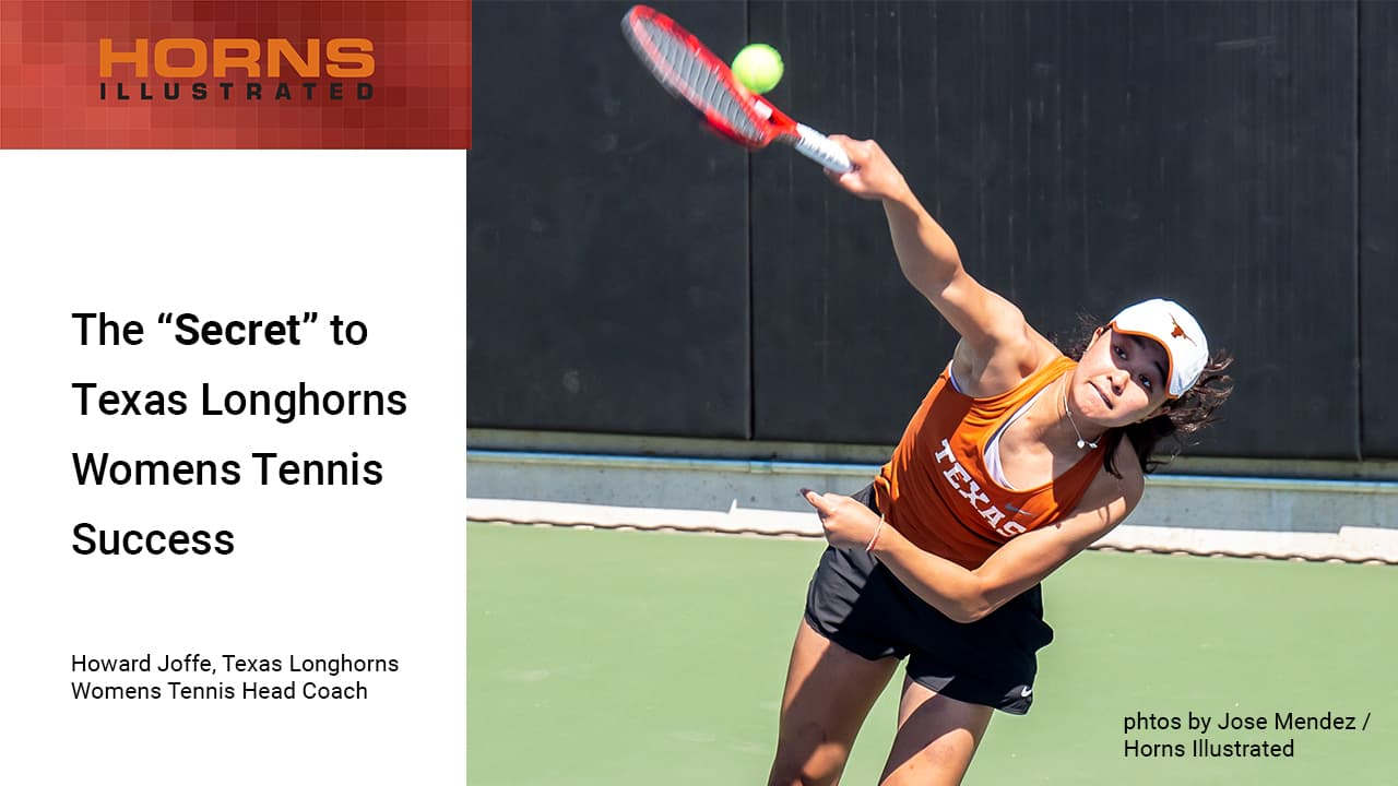 Texas Women's Tennis Success