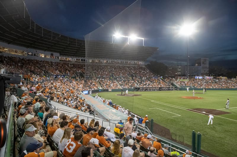 Texas Longhorns Fan pack Disch-Falk Field
