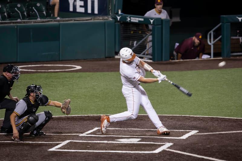 No 2 Texas Baseball Super Regionals DB