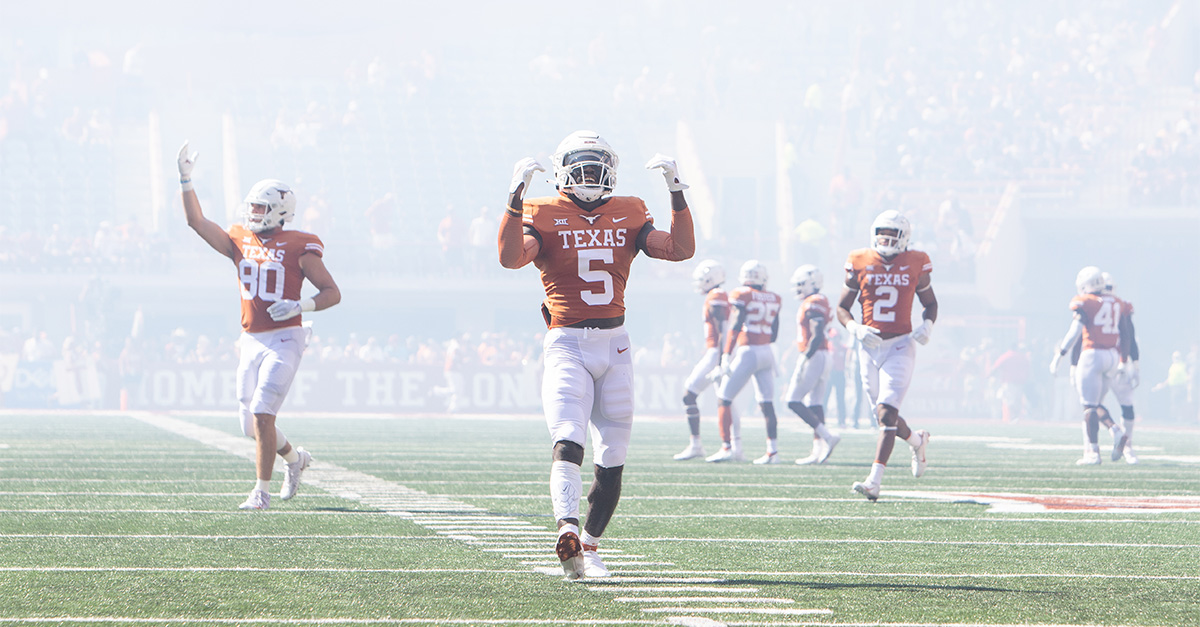 Texas beats Texas Tech